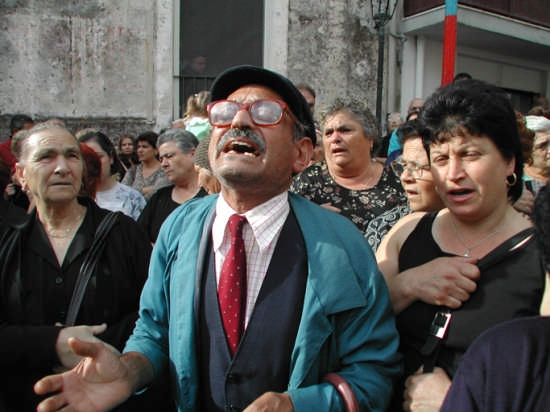 Festa SS  Cosma e Damiano- Emozioni 1 - Riace (3940 clic)