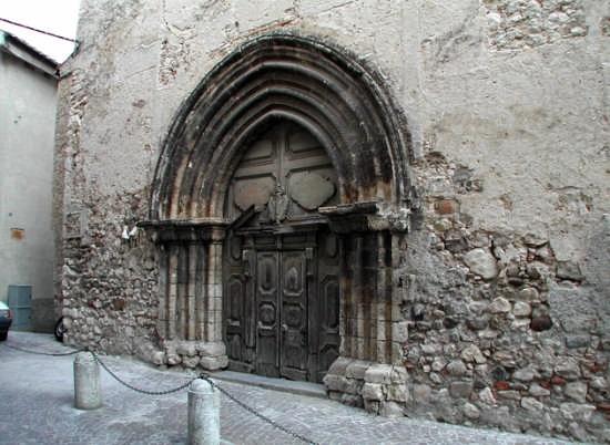 Chiesa Matrice- Stilo (3587 clic)