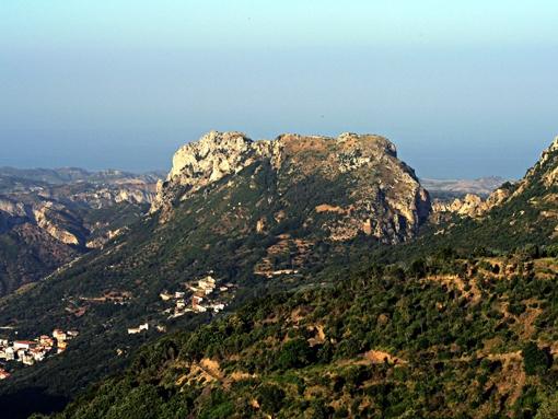 Monte Consolino - Vallata dello Stilaro - Stilo (3185 clic)
