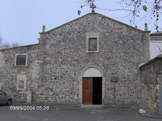 Sant' Antonio da Padova esterno - Ploaghe (2349 clic)