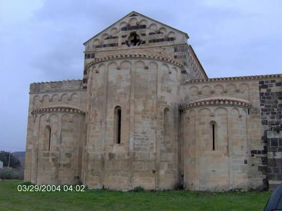 San Michele di Salvennor - Ploaghe (2421 clic)