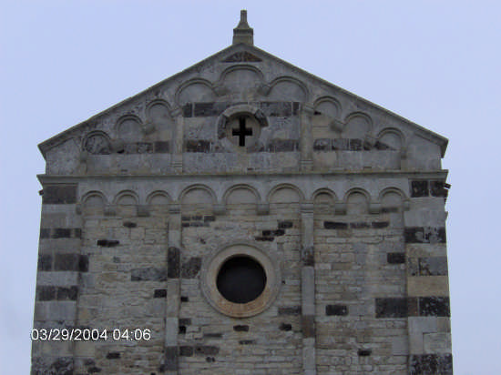 San Michele di Salvennor - Ploaghe (2208 clic)