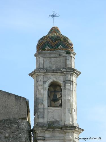 Bisacquino Campanile Chiesa San francesco d'Assisi (1276 clic)