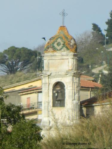 Bisacquino Campanile Chiesa San francesco d'Assisi 2 (1319 clic)