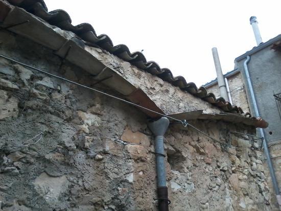 Sistema di convogliamento acque piovane Bisacquino (1164 clic)