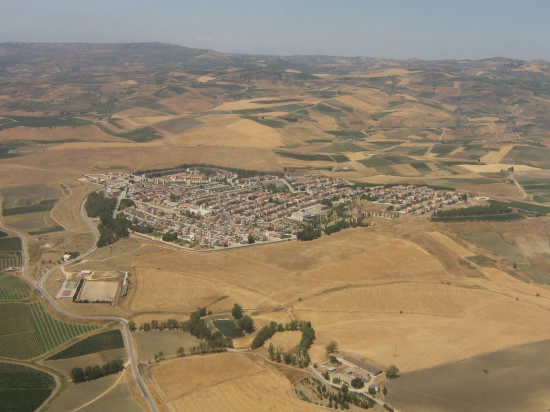 Salaparuta ( Tp ) - Montevago (4675 clic)