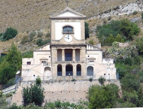 la chiesa della madonna delle croci - Monreale (5112 clic)