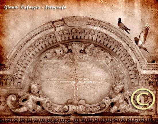 Chiesa S.Anna (particolare) - Mesagne (2369 clic)