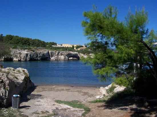 La spiaggetta - Brucoli (4945 clic)