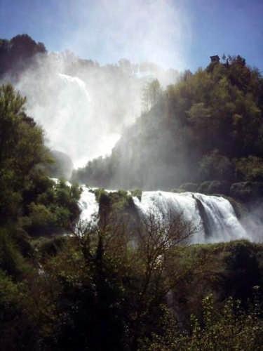 Cascata delle Marmore - Terni (10349 clic)