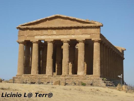 La Valle dei Templi di Agrigento (402 clic)