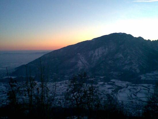 Veduta invernale dal Costo - Asiago (2300 clic)