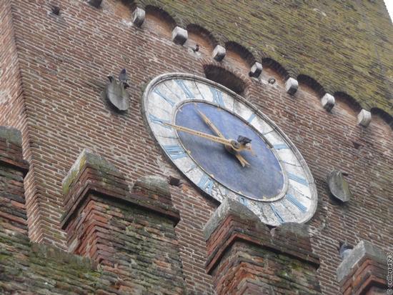 torre dell'orologio - Noale (1808 clic)