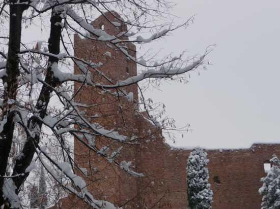 Noale e la neve (1822 clic)