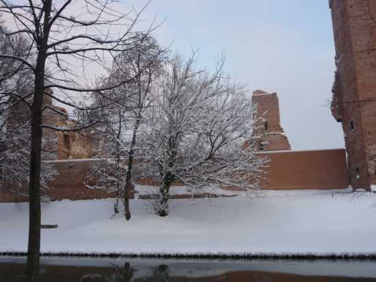 Noale e la neve (2325 clic)