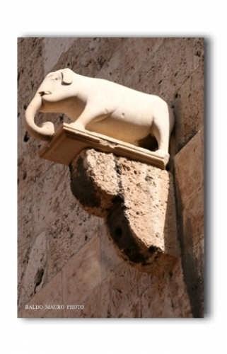 Cagliari, Torre dell' elefante (3892 clic)