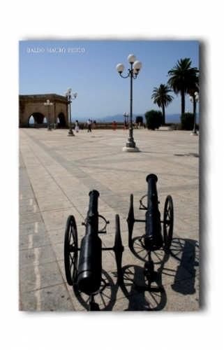 Cagliari, Bastione S. Remy (2877 clic)