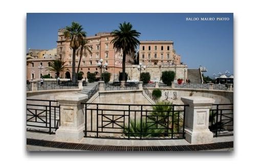 Cagliari, Terrazza Umberto I (4744 clic)