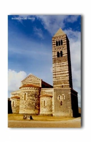 Santa Trinità di Saccargia - Codrongianos (2784 clic)