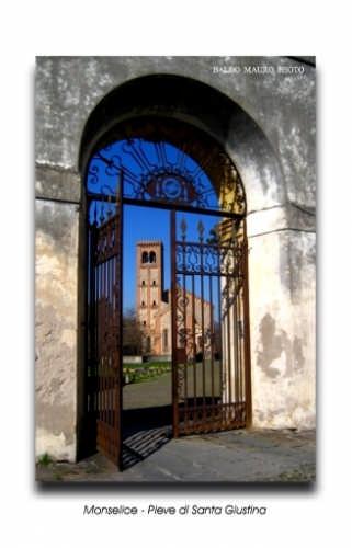 Porta d'accesso - Monselice (2634 clic)