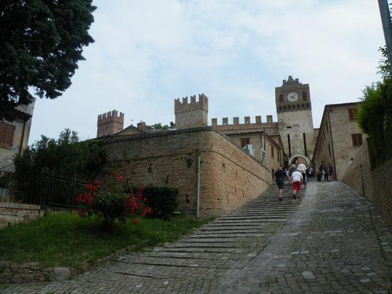 INGRESSO  CASTELLO - Gradara (2021 clic)