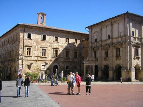 PIAZZA GRANDE - Montepulciano (3818 clic)