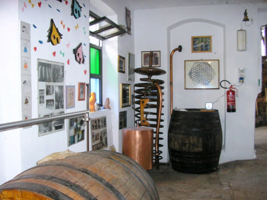 Laboratorio ATELIER DI  ROMANO LEVI - Neive (2170 clic)