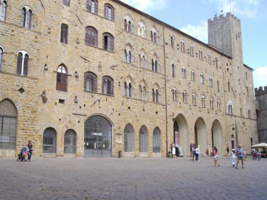 Palazzo Pretorio - Volterra (2543 clic)