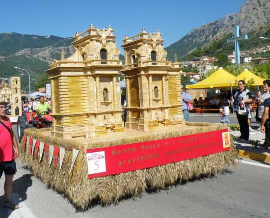 FESTA DEL GRANO 2009 - Foglianise (2258 clic)