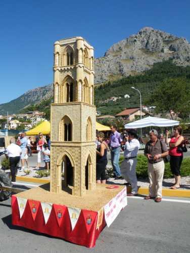 FESTA DEL GRANO 2009 - Foglianise (2174 clic)