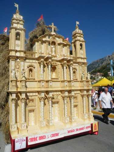 FESTA DEL GRANO 2009 - Foglianise (2209 clic)