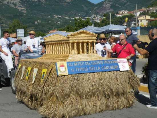 FESTA DEL GRANO 2009 - Foglianise (2507 clic)