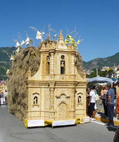 FESTA DEL GRANO 2009 - Foglianise (2403 clic)