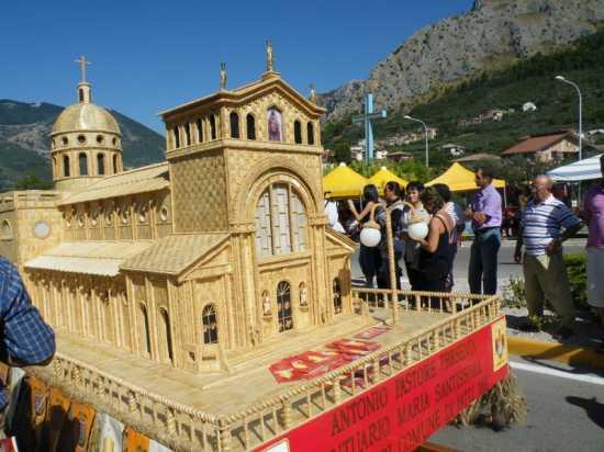 FESTA DEL GRANO 2009 - Foglianise (2084 clic)