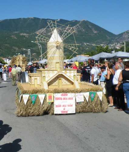 FESTA DEL GRANO 2009 - Foglianise (2395 clic)