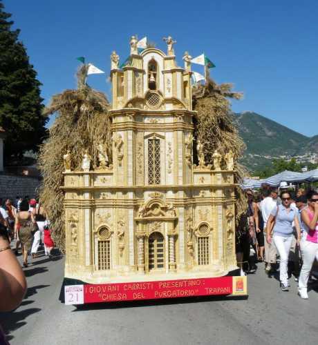 FESTA DEL GRANO 2009 - Foglianise (2982 clic)