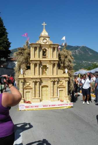 FESTA DEL GRANO 2009 - Foglianise (2638 clic)