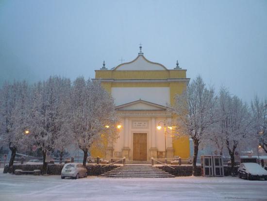 prima neve a bezzecca - Ledro (2397 clic)