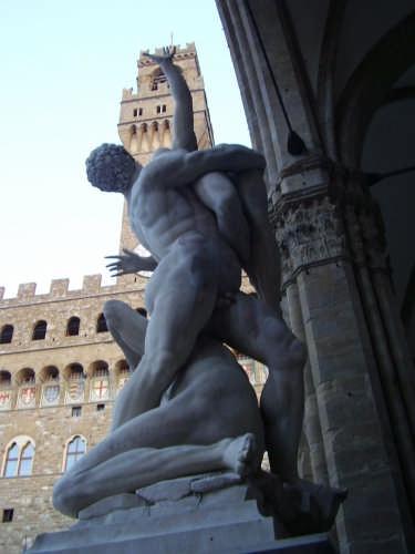 Piazza della Signoria - Firenze (3748 clic)