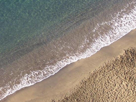 Spiaggia - Ventotene (8836 clic)