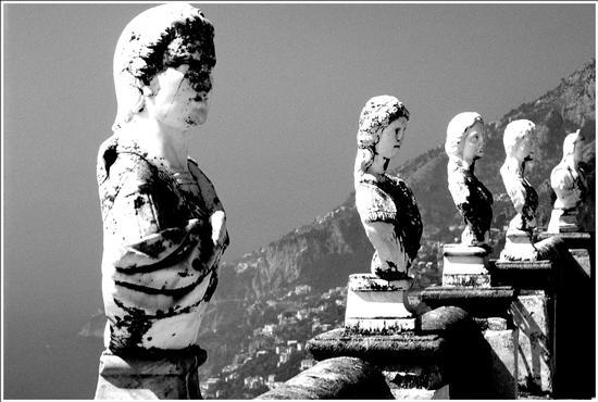 la terrazza dell'nfinito ... - Ravello (1085 clic)