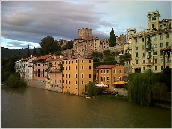 la Brenta a fine estate  - Bassano del grappa (828 clic)