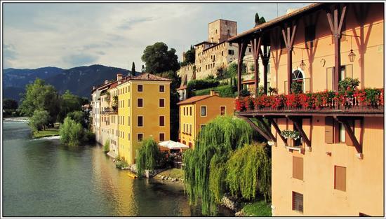 la Brenta .. - Bassano del grappa (7295 clic)