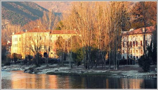 autunno sulla Brenta   - Bassano del grappa (976 clic)