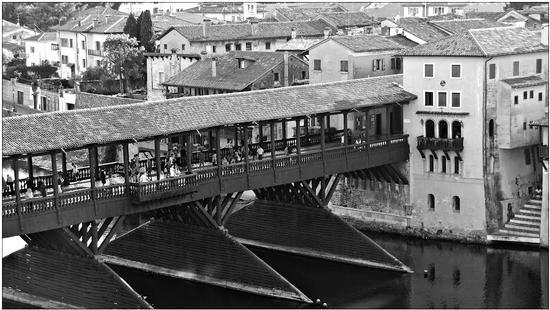 legni del ponte - Bassano del grappa (1025 clic)