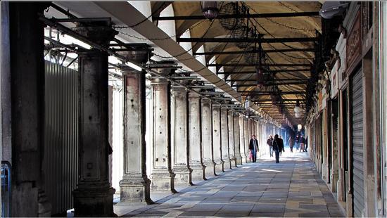 luce da s.marco - Venezia (1140 clic)
