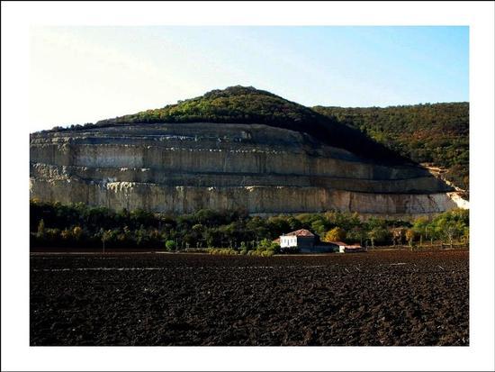 autunno..sotto la cava  - Sossano (510 clic)