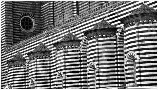 linee in b&w - Orvieto (1394 clic)