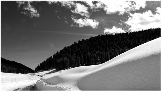 nuvole .. - Gallio (1053 clic)