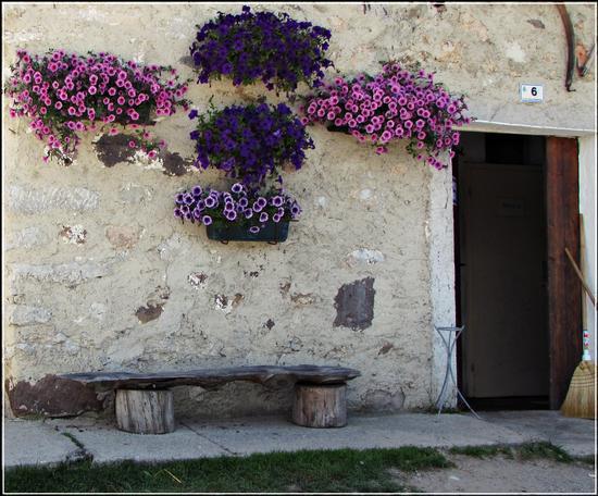 portone ..di malga  - Luserna (1348 clic)